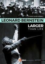 Leonard Bernstein Larger Then Life