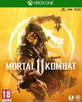 Warner Bros Mortal Kombat 11, Xbox One video-game Basis Engels
