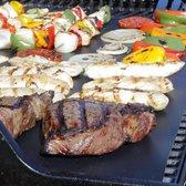 BBQ Grill Mat set van 3 stuks - Bakmatten - BBQ Matje - BBQ accessoire - nooit meer een vies BBQ rooster of ovenrooster - Ovenmat