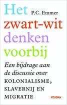Boek cover Het zwart-witdenken voorbij van Piet Emmer