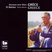 Grece/O Skaris Musiques  Pour Flutes