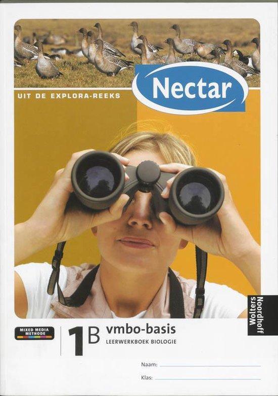 Leerwerkboek 1B vmbo-basis Nectar - C.J. van Gelderen pdf epub