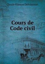 Cours de Code Civil