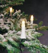 Konstsmide 2001 - Kerstboomverlichting - 16 kaarsen - 900 cm - 230V - voor buiten - warmwit