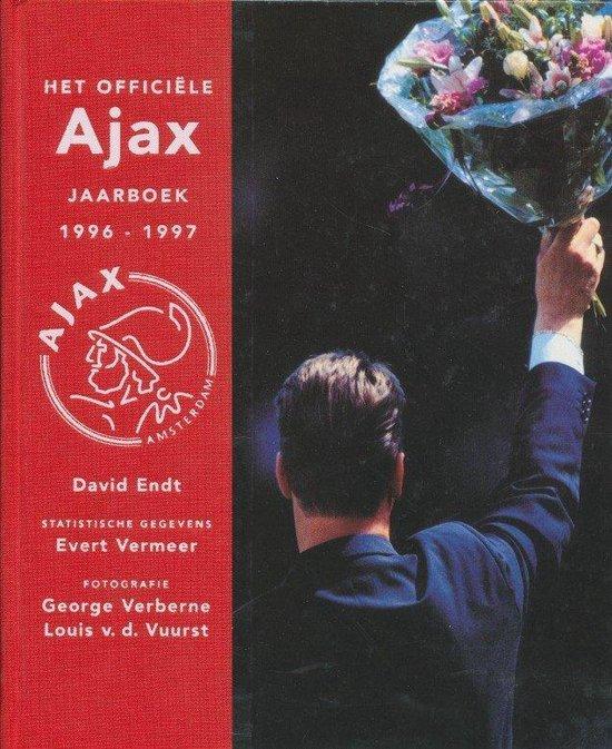 Officiele ajax jaarboek 1996-1997 - Endt pdf epub