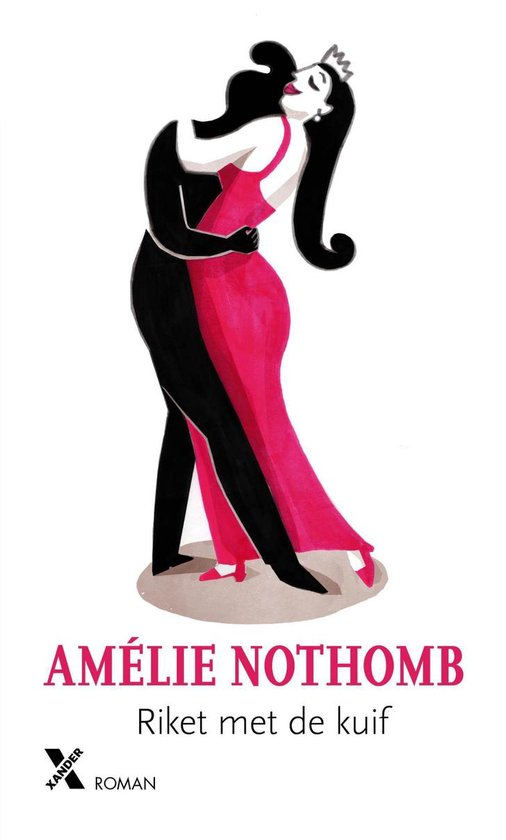 Riket met de kuif - Amelie Nothomb  