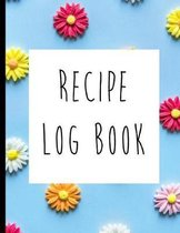 Recipe Log Book