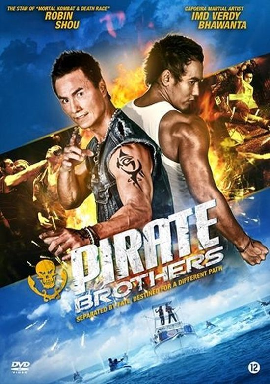 Cover van de film 'Pirate Brothers'