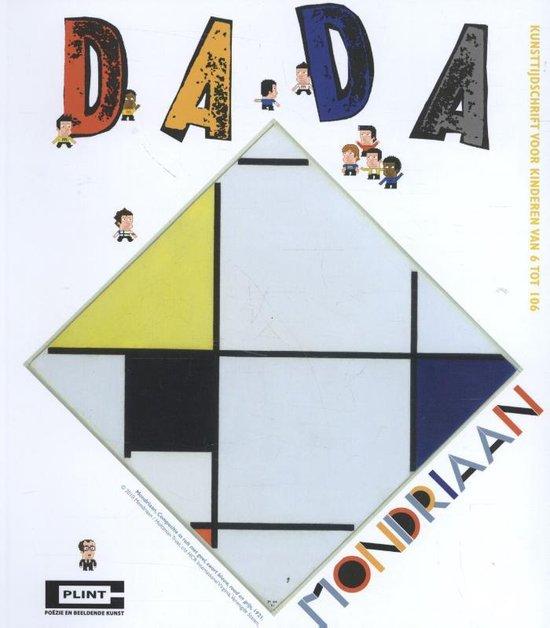 Dada 72 - Mondriaan |