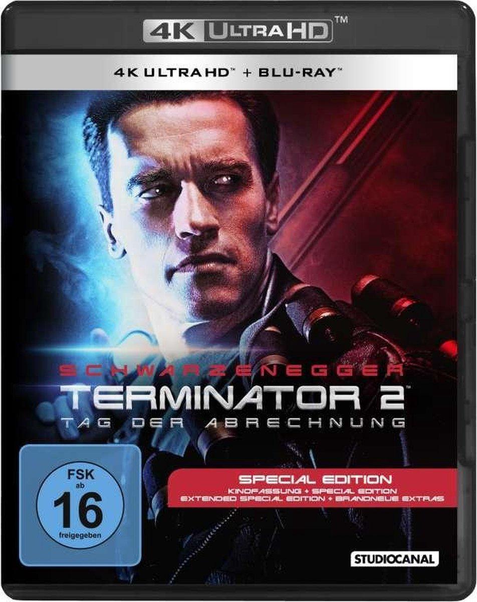 Terminator 2: Tag der Abrechnung (Ultra HD Blu-ray & Blu-ray)-