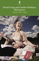 Boek cover Midsummer [a play with songs] van David Greig