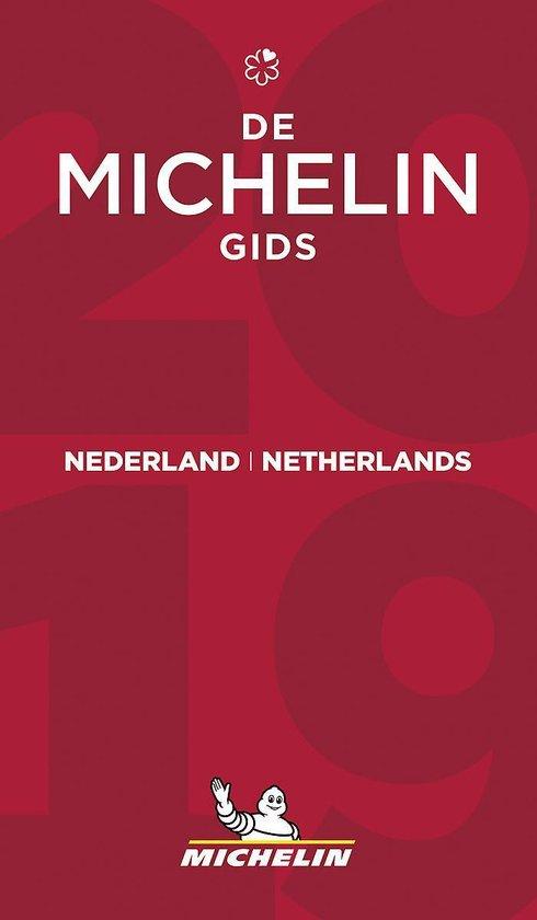 Nederland Netherlands - The MICHELIN Guide 2019 - Michelin