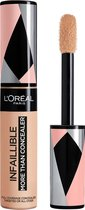 L'Oréal Paris Infaillible More Than Concealer - 326 Vanilla - Dekkend