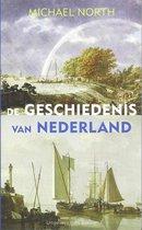 Boek cover De geschiedenis van Nederland van Michael North