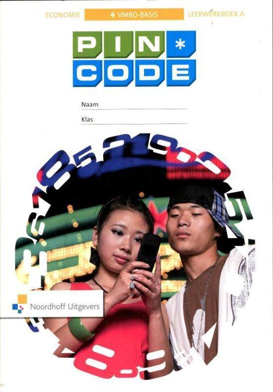 Pincode / VMBO basis 4A / deel Leerwerkboek - Jacques van der Linden   Fthsonline.com