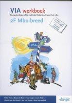 Via 2F Mbo-Breed Deel Werkboek