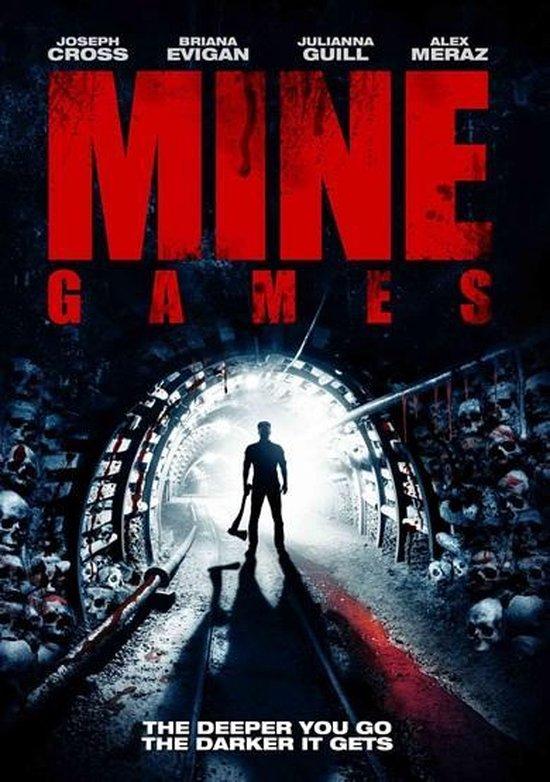 Cover van de film 'Mine Games'