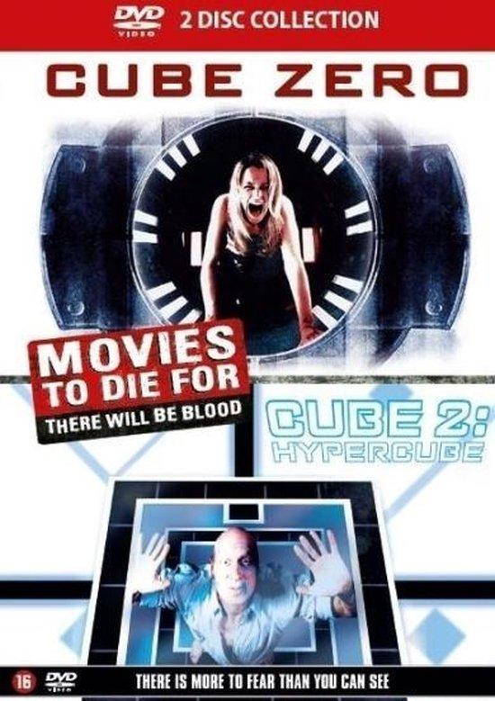 Cube Zero & Cube 2: Hypercube