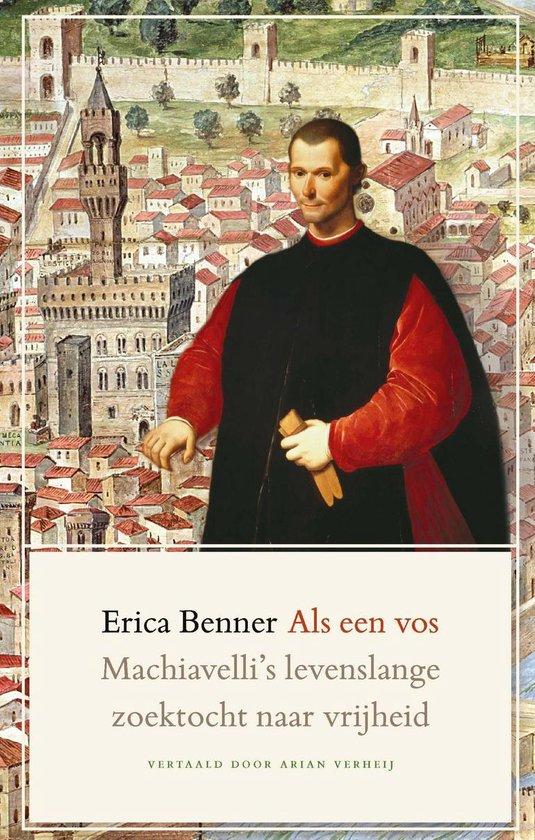Als een vos - Erica Benner | Fthsonline.com