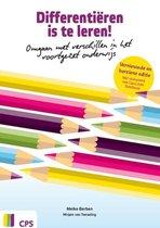 Boek cover Differentieren is te leren! van Meike Berben