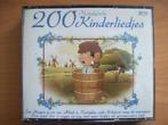 200 Nostalgische Kinderliedjes (3CD)