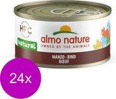 Almo Nature - Rund - Kattenvoer - 24 x 70 g
