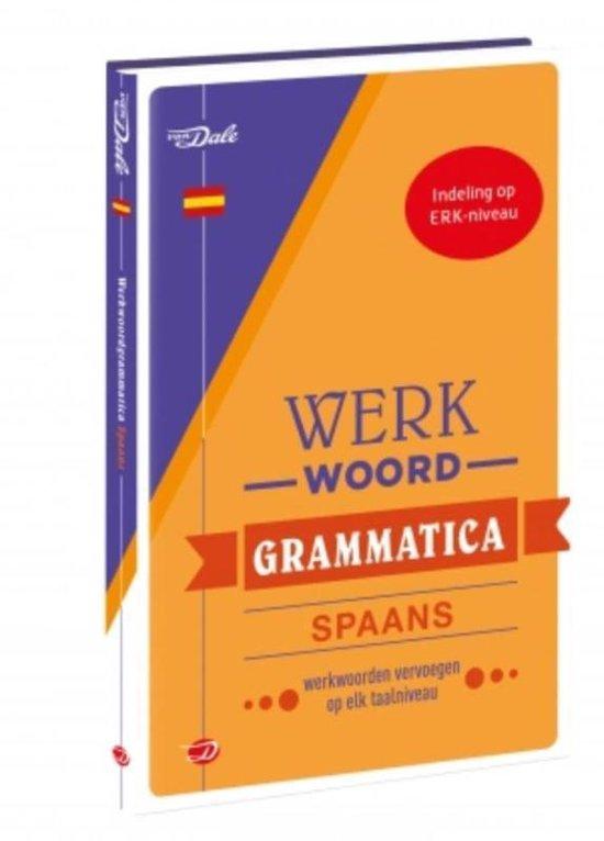 Van Dale Werkwoordgrammatica Spaans - Christina Irún Chavarría |