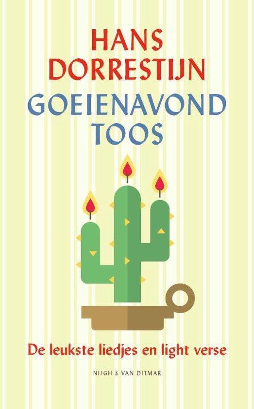 Goeienavond Toos - Hans Dorrestijn   Readingchampions.org.uk