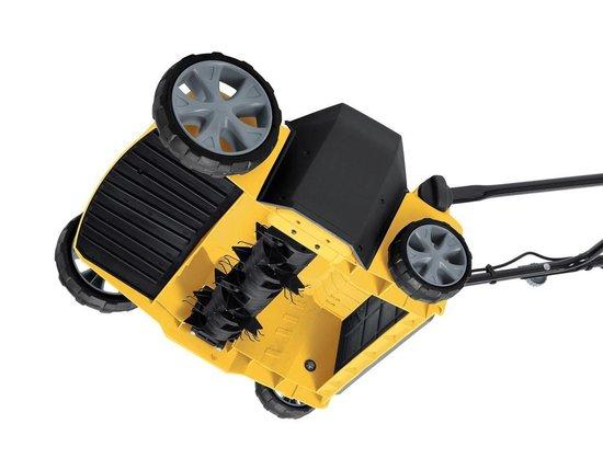 Powerplus POWXG7515 Verticuteermachine - 1800 W - 36 cm maaibreedte - 40 liter opvangzak - Met beluchter