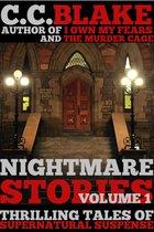 Omslag Nightmare Stories, Volume 1