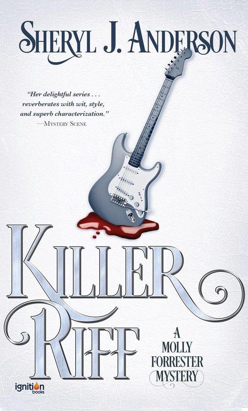 Omslag van Killer Riff
