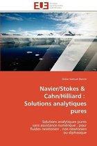 Navier/Stokes & Cahn/Hilliard