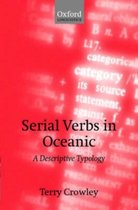 Serial Verbs in Oceanic