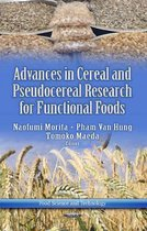 Advances in Cereal & Pseudocereal Researches for Functional Foods