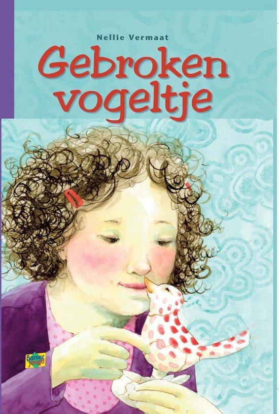 Boek cover Gebroken vogeltje van Nellie Vermaat (Onbekend)