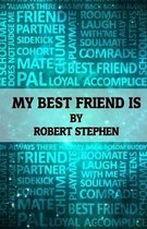 Boek cover My Best Friend Is van Robert Stephen