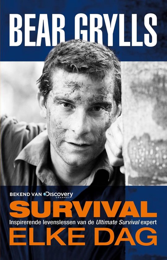 Survival elke dag - Bear Grylls |