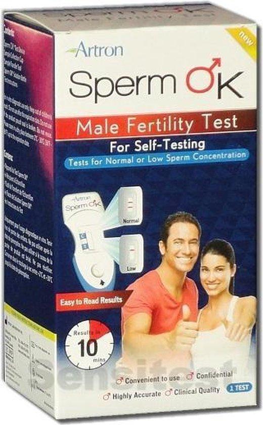 Sperm OK Vruchtbaarheidstest voor mannen
