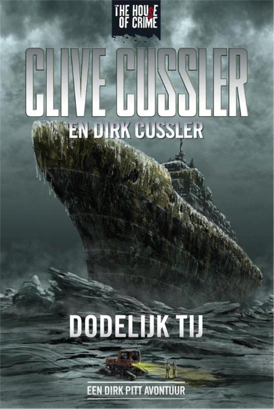 Dodelijk tij - Clive Cussler  