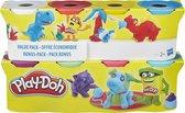 Play-Doh 4+4 bonuspack - 896 gram - Klei