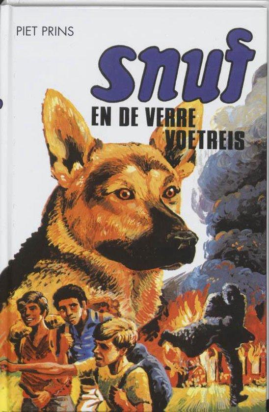 Snuf-serie - Snuf en de verre voetreis - Piet Prins   Readingchampions.org.uk