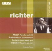 Richter Plays Mozart, Tchaikovsky, and Rachmaninov