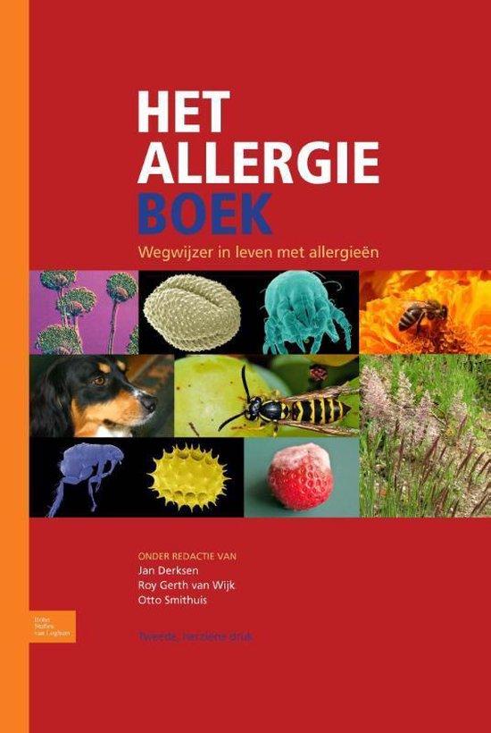 Boek cover Het allergieboek van  (Hardcover)