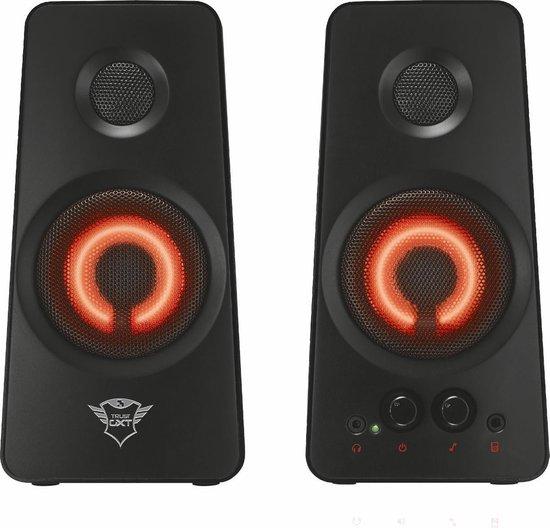 GXT 608 Tytan - Gaming Speakerset - Zwart