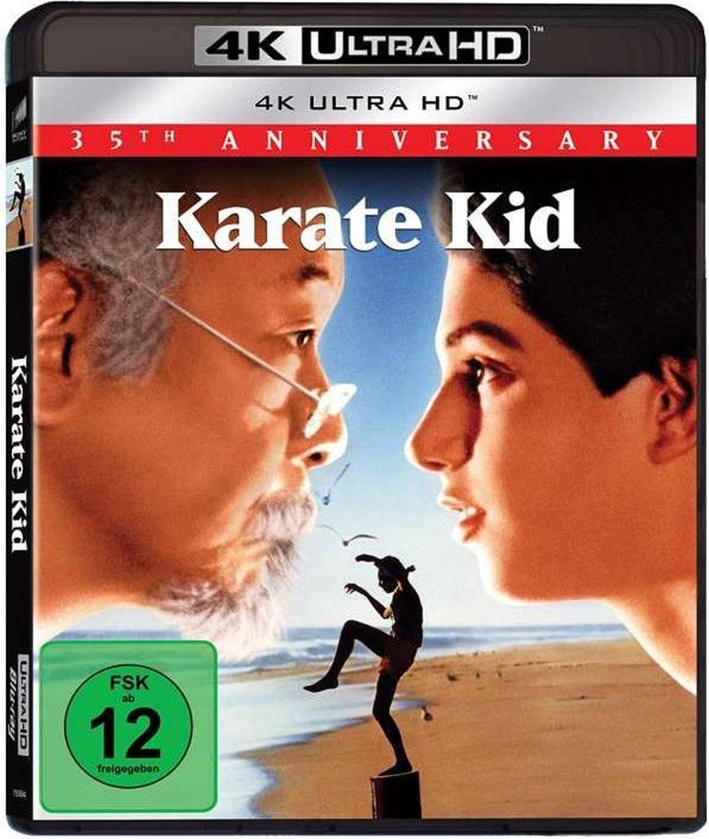 Karate Kid (1984) (Ultra HD Blu-ray)-