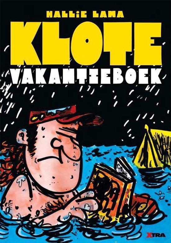 Klotevakantieboek - Hallie Lama |