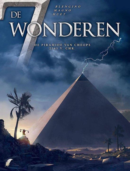 7 wonderen 05. de piramide va cheops 5/7 - Blengino | Readingchampions.org.uk