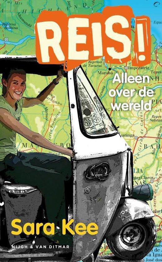 Boek cover Reis! van Sara Kee (Paperback)