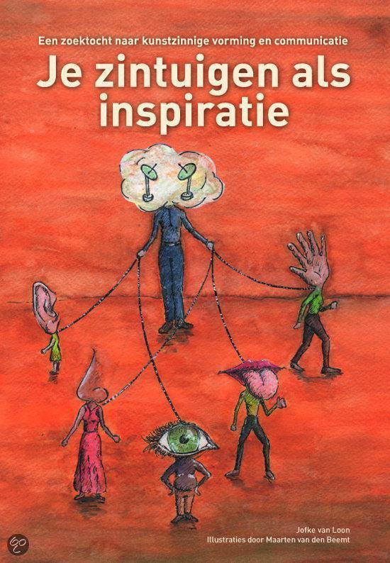 Je zintuigen als inspiratie - Jofke van Loon |
