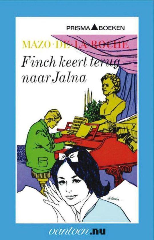 Vantoen.nu - Finch keert terug naar Jalna - M. de La Roche   Fthsonline.com
